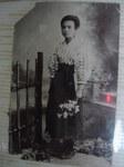 袴姿の女学生の祖母