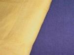からし色と紺の布.jpg