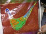 アフリカ風の鳥帯