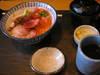 ランチ海鮮丼