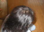 オリーブオイルヘアパック結果