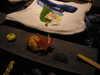 刺身と焼き魚