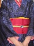 おばあちゃんの紬